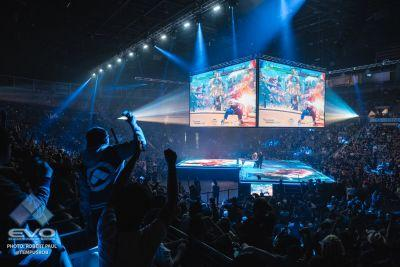 EVO 2017 was a mindblowing demonstration of how great fighting games are right now