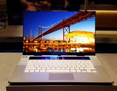 Samsung will make 4K OLED panels for premium, 15-inch laptops
