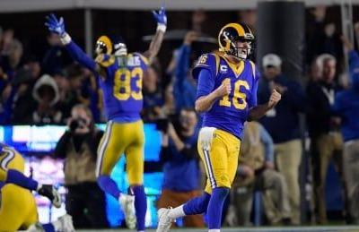 Rams run over Cowboys to reach NFC championship game