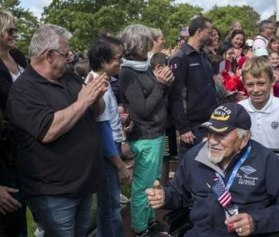 75 years on, D-Day haunts, drives its vets