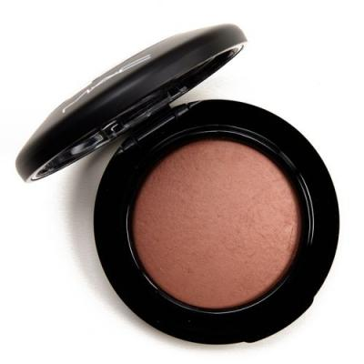 MAC Humour Me Mineralize Blush Review, Photos, Swatches