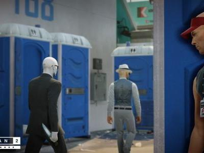 Hitman 2's new Ghost Mode brings multiplayer to the assassin's game