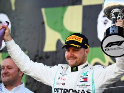 Mercedes Takes Its Sixth Constructors' Championship In A Row At Suzuka