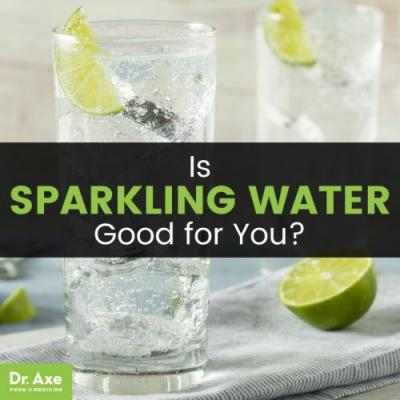 Is Sparkling Water Good for You? Benefits & Dangers of Carbonated Water