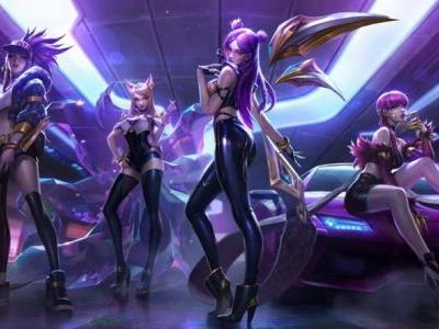 Meet K/DA, the virtual K-pop girl group taking the internet by storm