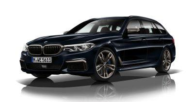 BMW Has Confirmed A Seriously Quick Quad-Turbo Diesel M550d