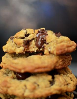 The Big, Fat, Chewy Oatmeal Cookie