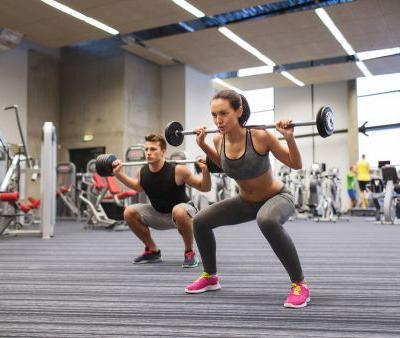 Get Physical: Houston's Kanthaka Offers Personal Trainers in an Hour