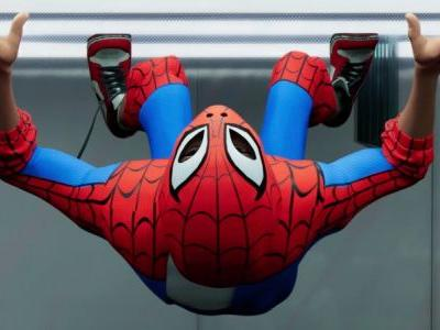Miles Gains Invisibility In New Spider-Man: Into the Spider-Verse Clip