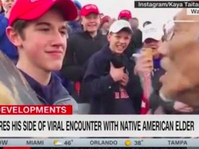 Nathan Phillips Suggests He Wants Students to Be Expelled From Covington Catholic After Viral Incident