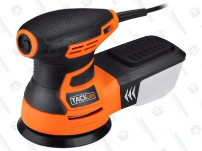 Sand Without Stress Thanks to Tacklife's Random Orbit Sander, Now 30% off