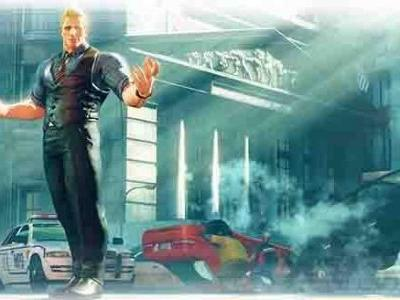 Cody Comes Back In Spiffy New Outfit in Street Fighter V: Arcade Edition