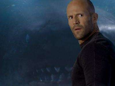 The Meg Scores One Of Jason Statham's Biggest Box Office Openings