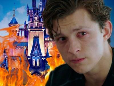 It's Been A Bad Week For Tom Holland | Screen Rant