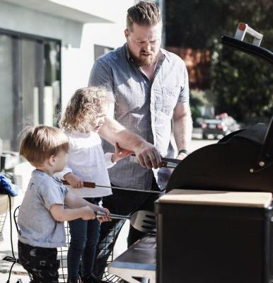 The Family Recipe One Top Chef Shares with His Kids