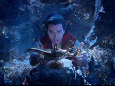 The New Aladdin Trailer is Here!