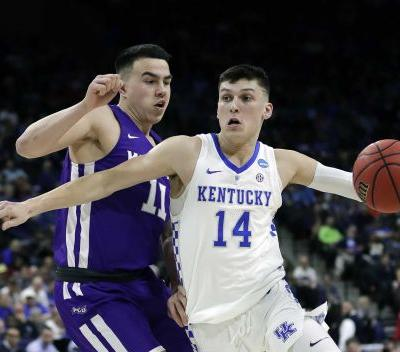 UK breezes past Abilene Christian in first round of NCAA tournament