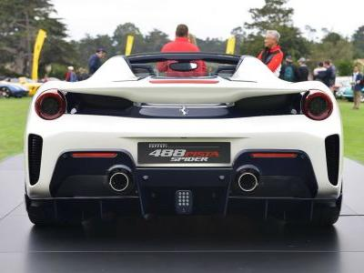 Ferrari's First Mass Production Hybrid Will Debut This Year
