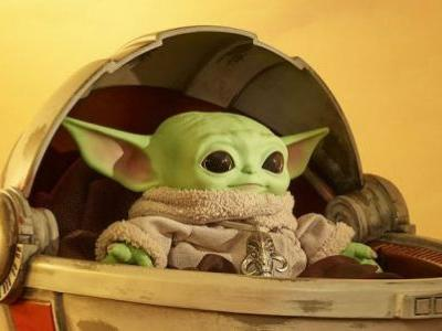Mattel's The Child Plush Toy Comes With Its Own Floating Pram