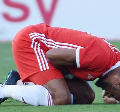 Ashley Williams undergoes surgery after suffering collapsed lung against Mexico
