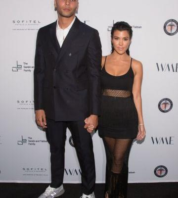 Kourtney Kardashian & Younes Bendjima's Body Language Before Their Rumored Split Says A Lot