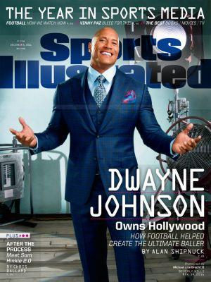 Sports Illustrated Use Moto Z and Hasselblad for New Cover