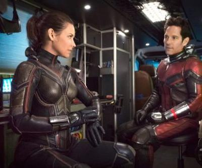 Clips of Ant-Man and the Wasp