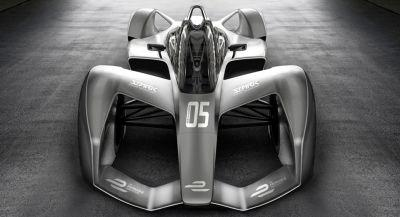 SRT Is Developing This Futuristic Racer For Formula E