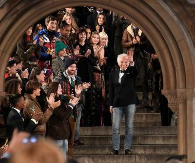 Ralph Lauren marks 50 years at star-studded Central Park show