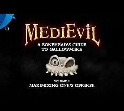 Grind the Bones of Your Enemies with Latest MediEvil Remake Trailer