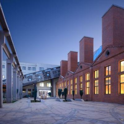 Beijing Cultural Innovation Park / COBBLESTONE DESIGN