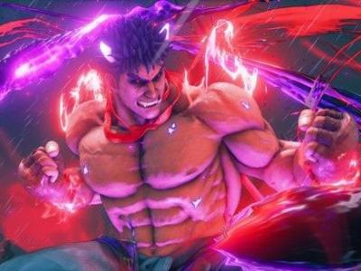 New Street Fighter V DLC Character Kage Is Even Wilder Than Evil Ryu