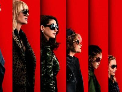 Ocean's 8 Poster Lines Up The Movie's All Star Cast