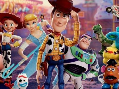 Toy Story 4 Rounds Up $118M at the Weekend Box Office, Scores $238M in Worldwide Debut