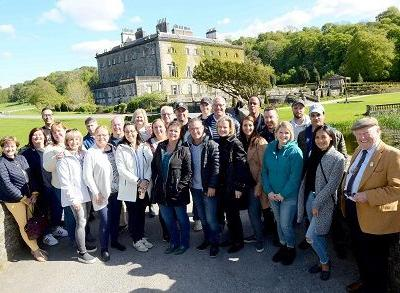 Canadian travel agents discover Mayo and the Wild Atlantic Way