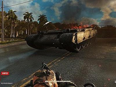 How to Destroy Tanks in Far Cry 6