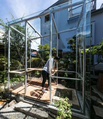 House with 6 annexes / Kiyoaki Takeda Architects