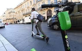 France to debar e-scooters from pedestrian's lane after rise of accidents