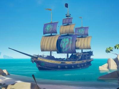 Sea of Thieves Patch Notes 1.0.4 Reveal Fixes and More Ship Customizations