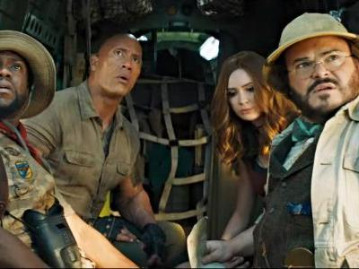 Jumanji: The Next Level Trailer Arrives, The Rock Goes Back to The Jungle