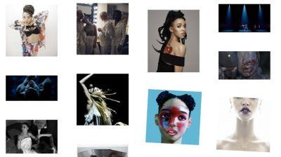 FKA twigs shares new online collection of unseen work