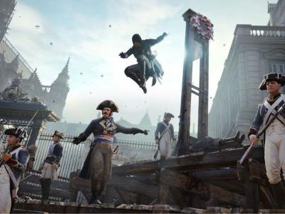 More than 3 million people downloaded a free copy of Assassin's Creed Unity in the past week