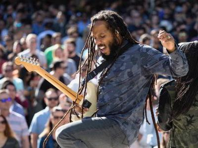 Apple celebrates Earth Day with Beer Bash performance from Ziggy Marley