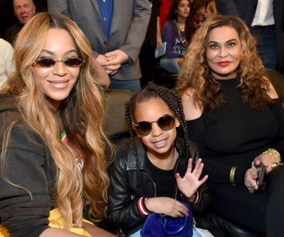 Tina Knowles Lawson says Blue Ivy is queen of the Carter house
