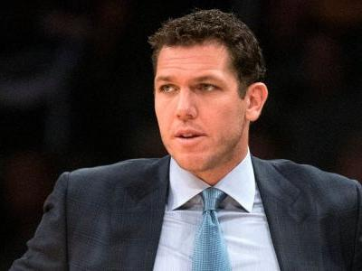 Magic Johnson reportedly 'admonished' Lakers coach Luke Walton for the Lakers' slow start, and pressure is already mounting
