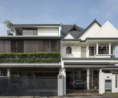 Clifton Vale House / Freight Architects