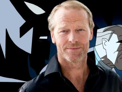 Titans Casting Ian Glen Could Set Up a Batman Beyond Show