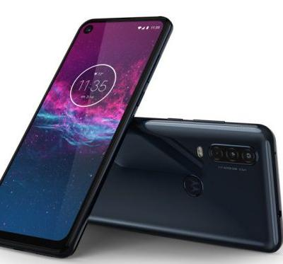 Motorola One Action smartphone gets official