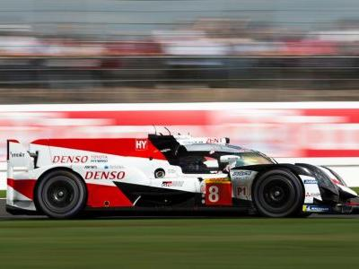 Both Toyotas Have Been Disqualified From The Latest WEC Round