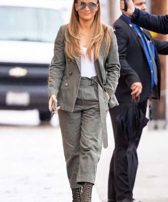 J.Lo's Controversial Ankle Boots Will Make All Your Other Heels Seem Low